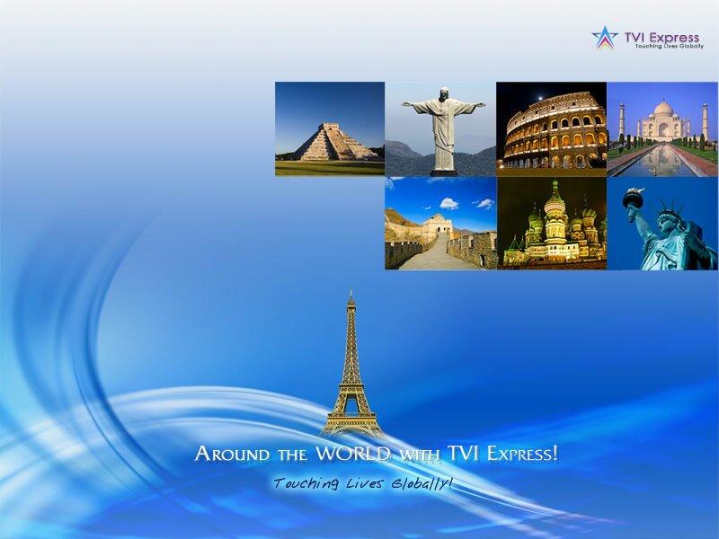 TVI Express- Downloads